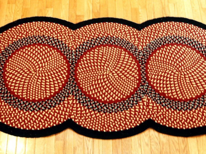 Braided Rug Runners