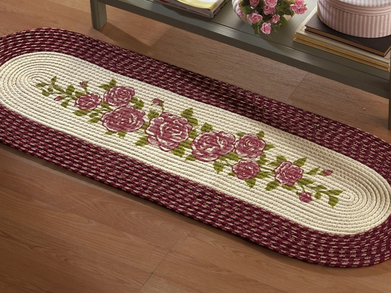 Braided Runner Rugs