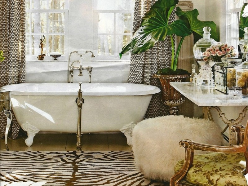 Brass And Nickel Bathroom Faucets