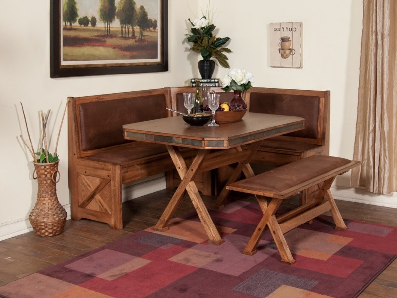 Breakfast Nook Tables With Benches