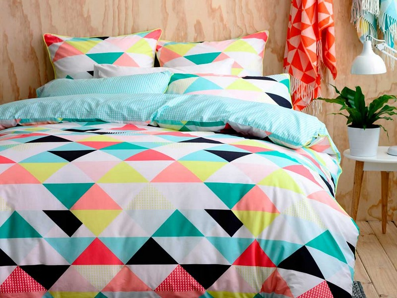 Bright Coloured Duvet Covers
