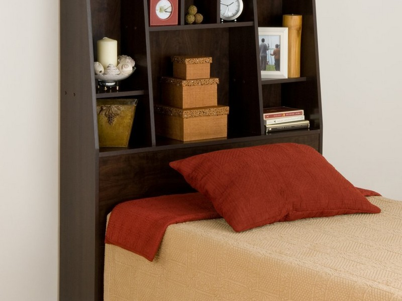 Brisbane Full Queen Storage Headboard