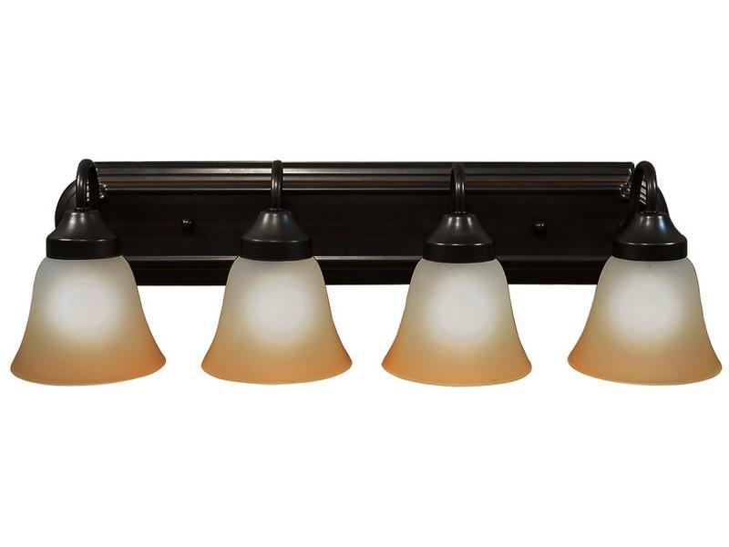 Bronze Bathroom Lighting Fixtures