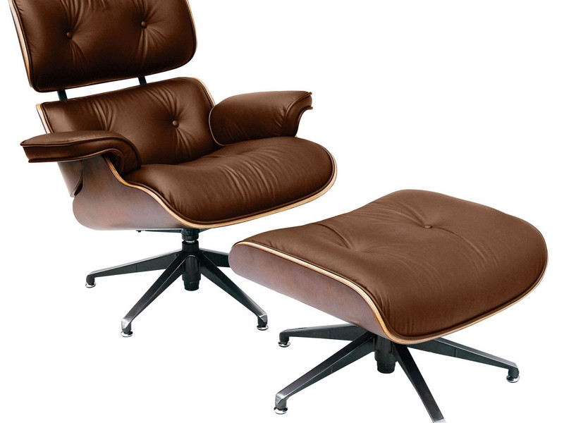 Brown Leather Recliner Chairs