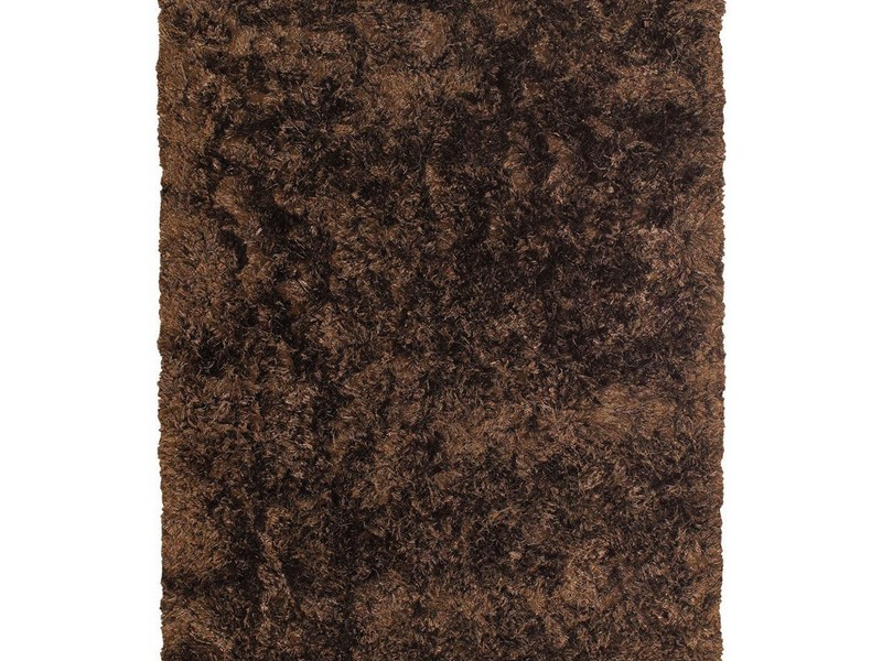 Brown Shag Rug