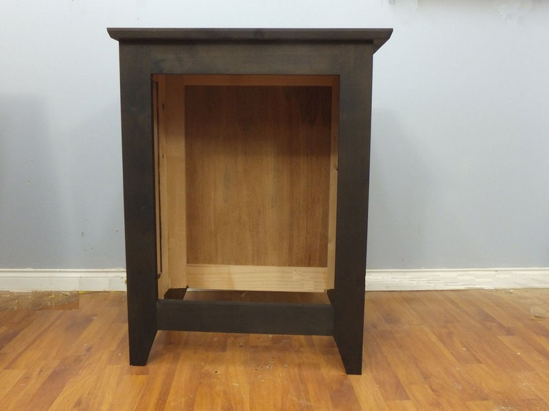 Build Your Own Bathroom Vanity Cabinet