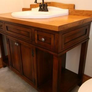 Build Your Own Bathroom Vanity Kits