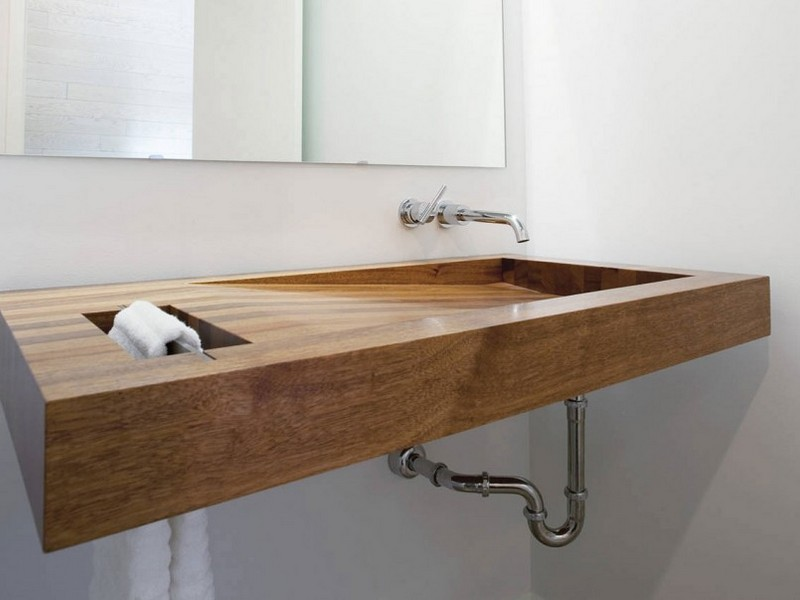 Build Your Own Bathroom Vanity Plans