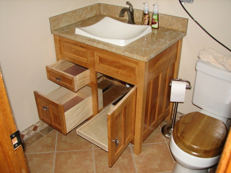 Building A Bathroom Vanity From Scratch