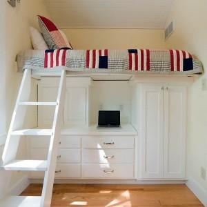 Built In Armoire Bedroom