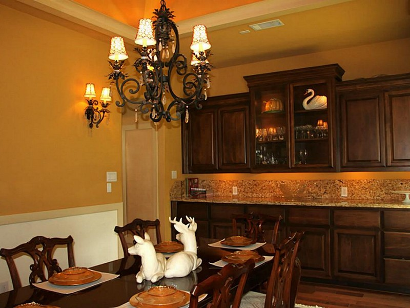 Built In China Cabinet Buffet