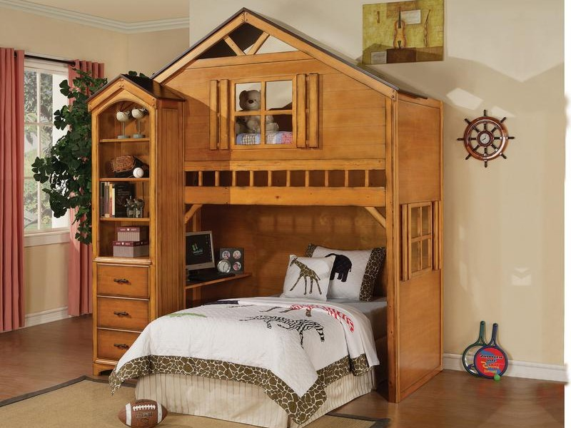 Bunk Bed Trundle Bed