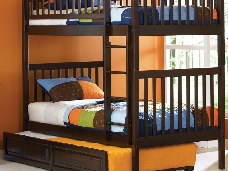 Bunk Bed Trundle Drawers