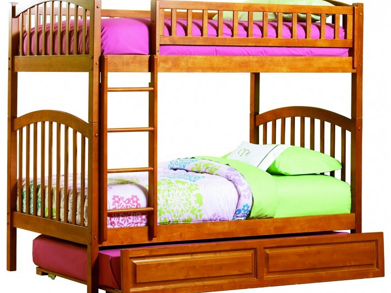 Bunk Bed Trundle