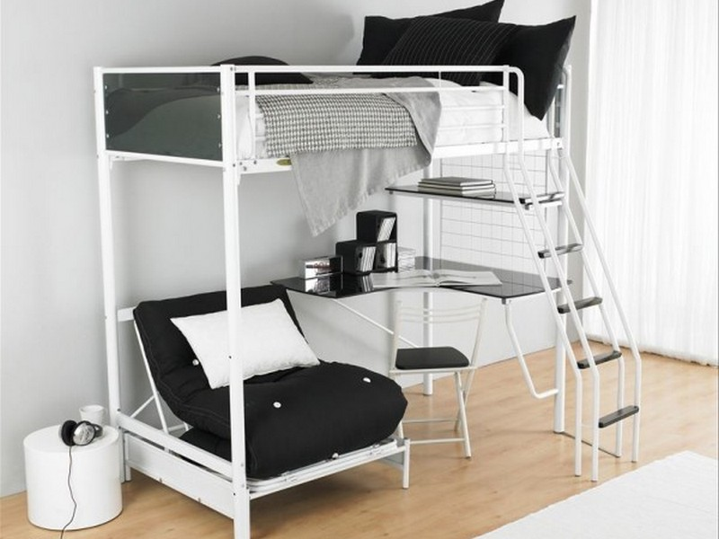 Bunk Bed With Mattress Included