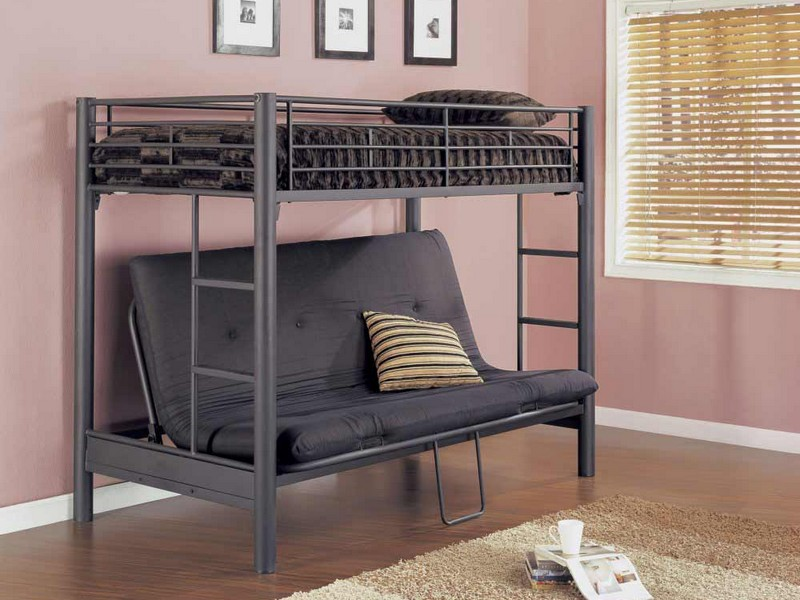 Bunk Bed With Trundle Uk