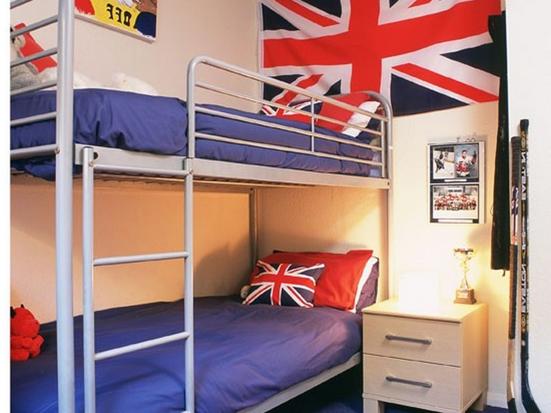 Bunk Beds For Boys