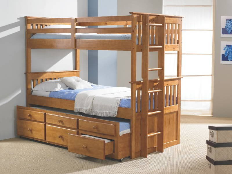 Bunk Beds Trundle