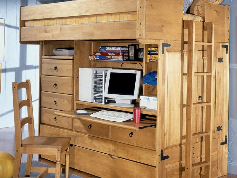 Bunk Beds With Drawers Underneath