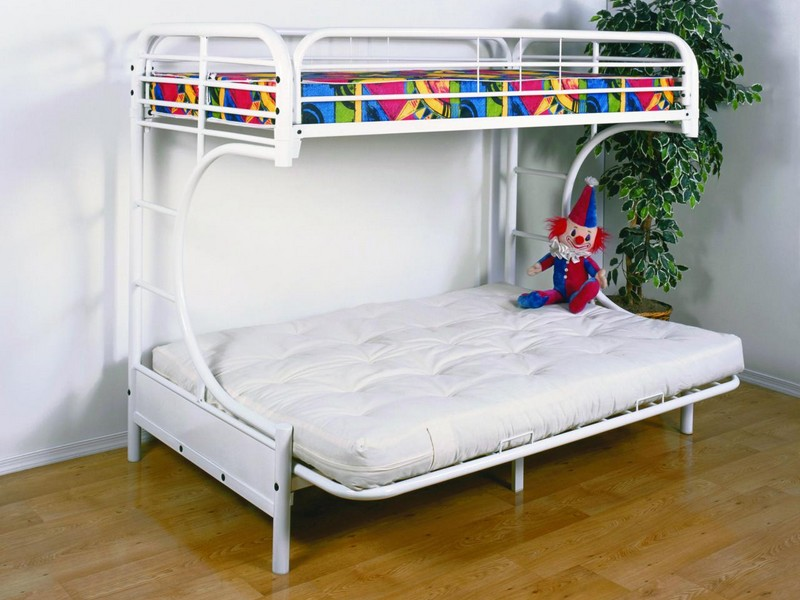 Bunk Beds With Mattress Included Copy