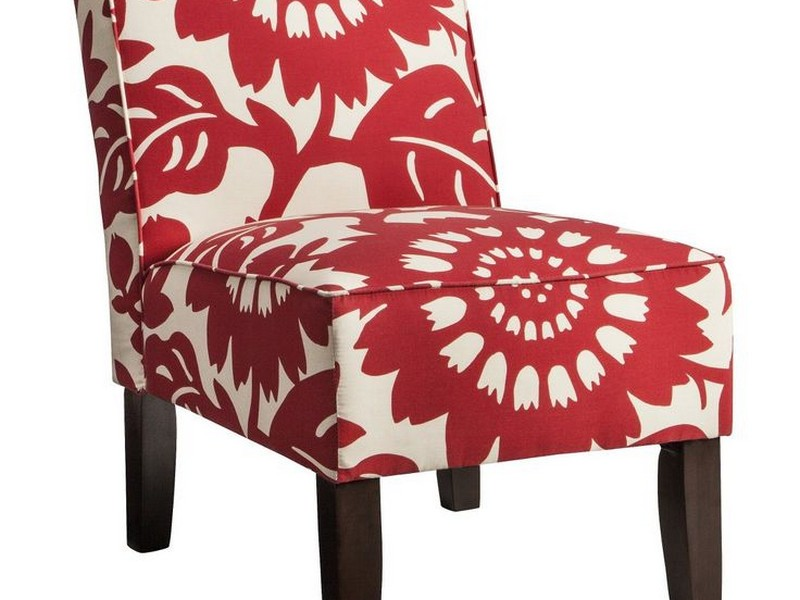 Burke Armless Slipper Chair