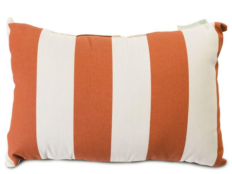 Burnt Orange Throw Pillows