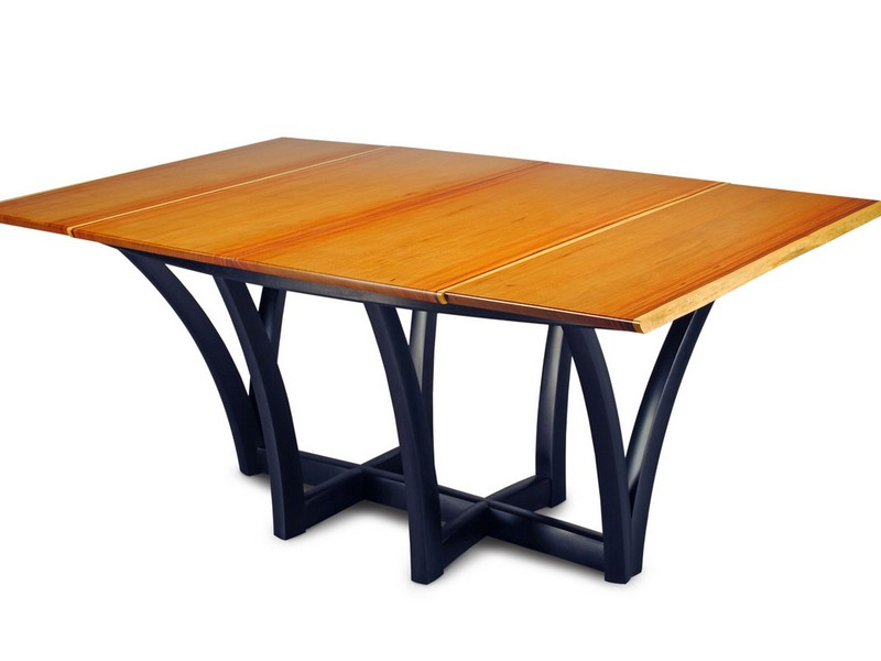 Butterfly Leaf Dining Table Plans