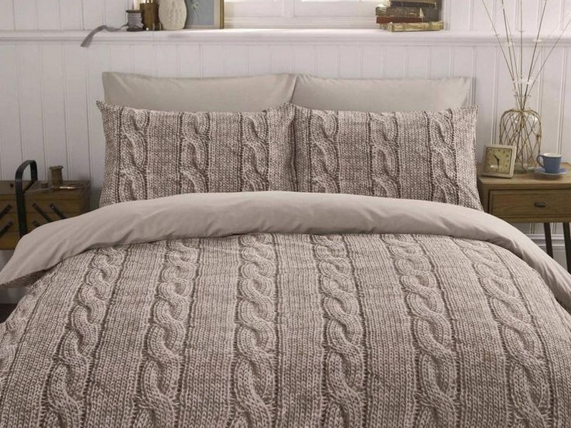 Cable Knit Bedding King
