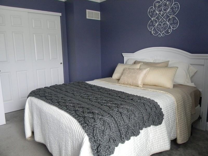 Cable Knit Comforter Pattern