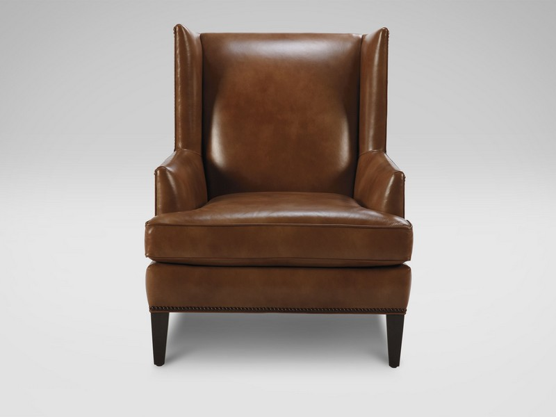 Camel Leather Chairs