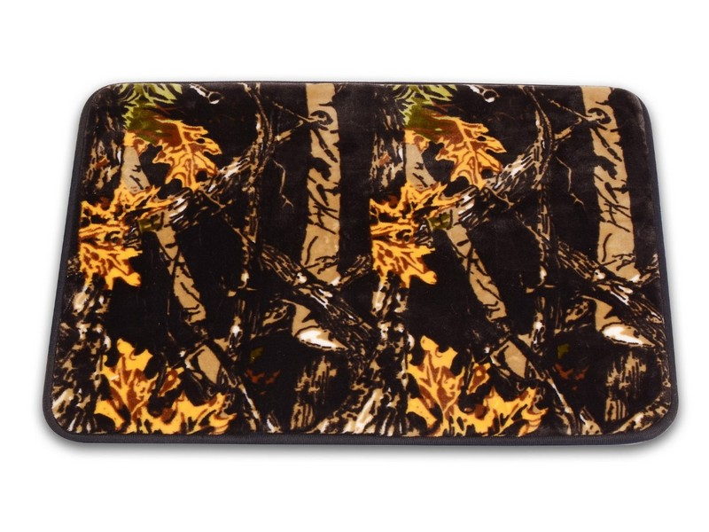 Camo Bathroom Rugs