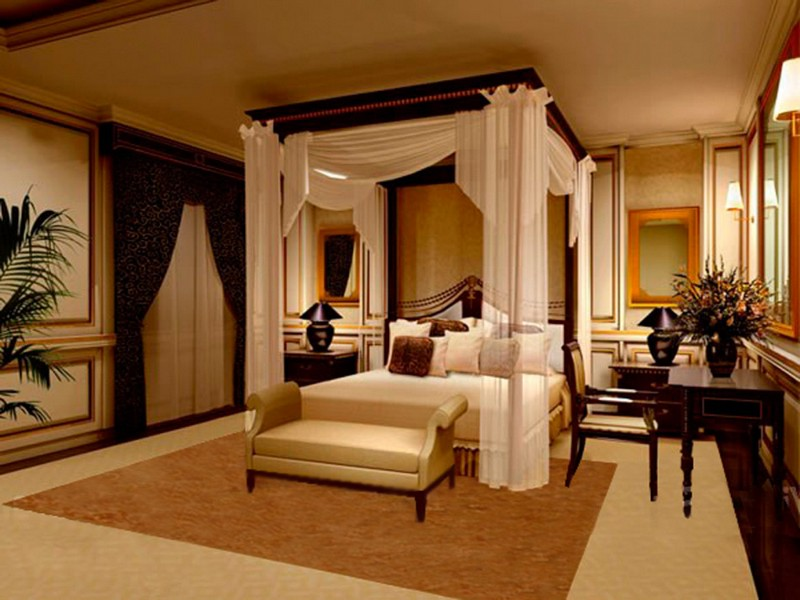 Canopy Bed Sets King