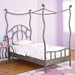 Canopy Bed Twin
