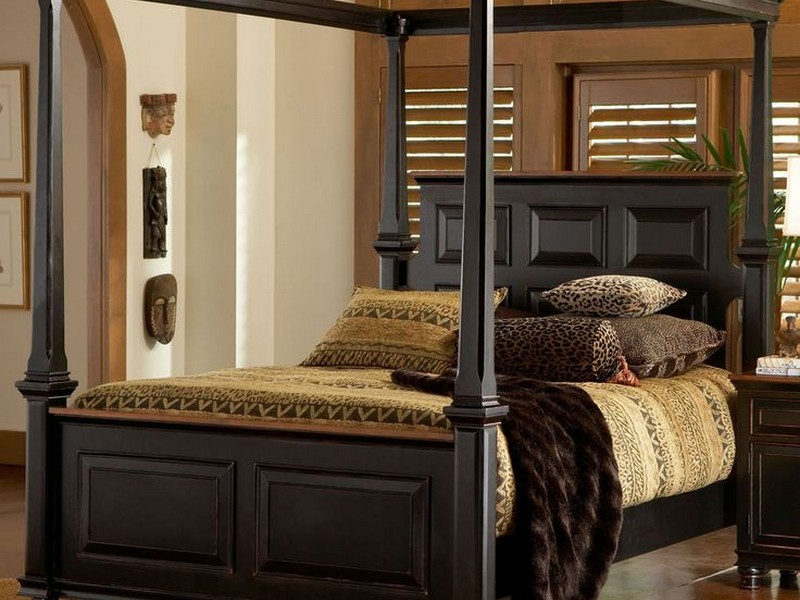 Canopy Bedroom Sets Cheap