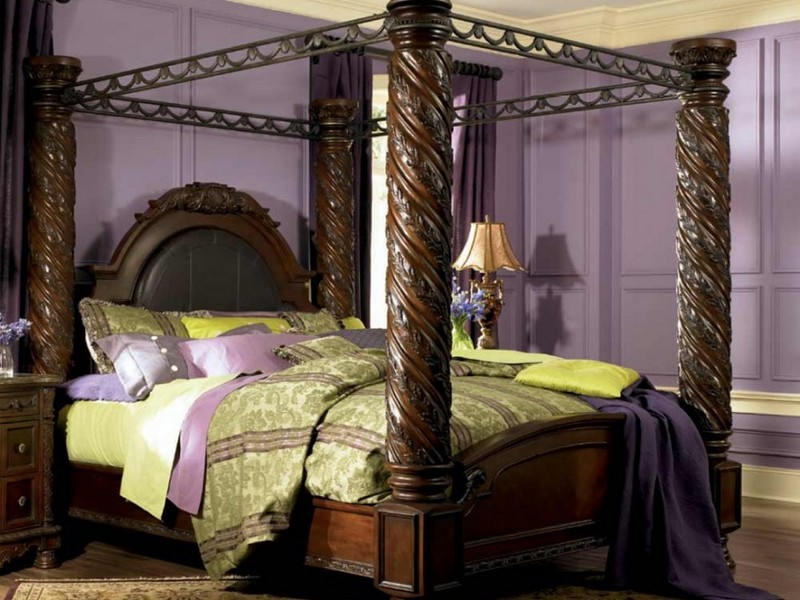 Canopy Beds King Size