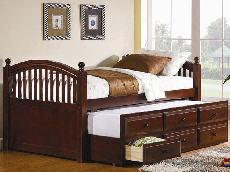 Captain Trundle Bed