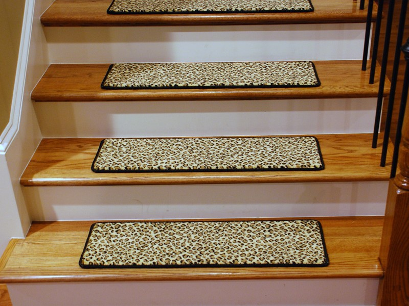 Carpet Treads For Wooden Stairs