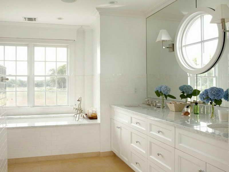 Carrara Marble Bathroom Ideas