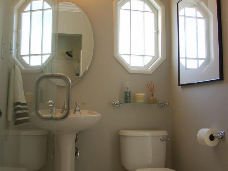 Carrara Marble Bathroom Paint Color