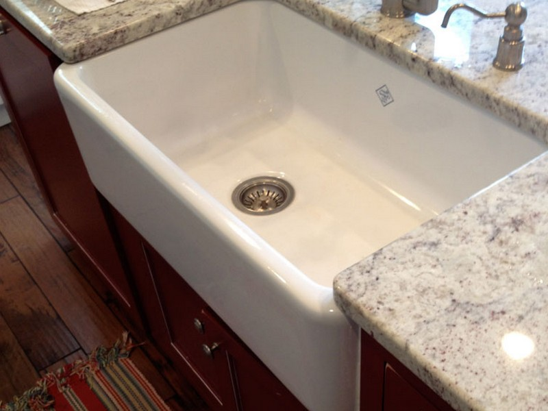 Cast Iron Bathroom Sinks Undermount