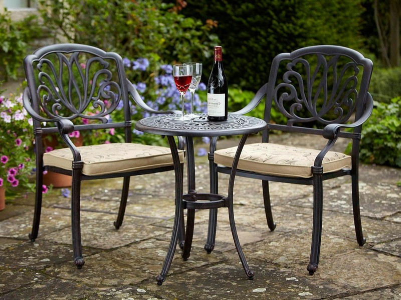 Cast Iron Bistro Set Uk