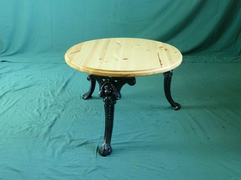 Cast Iron Coffee Table Legs
