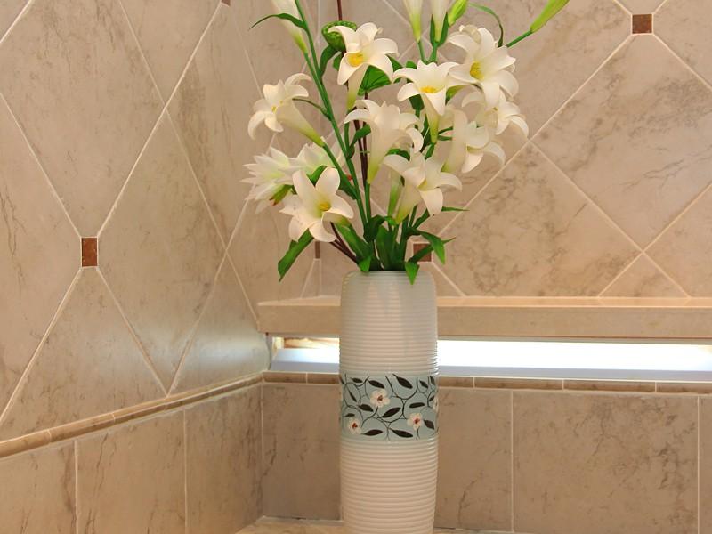 Ceramic Floor Vase