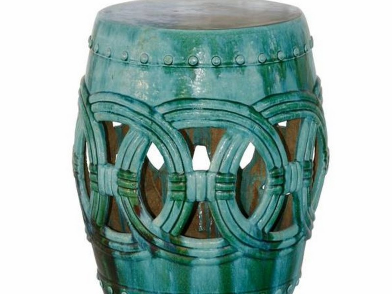 Ceramic Garden Stools
