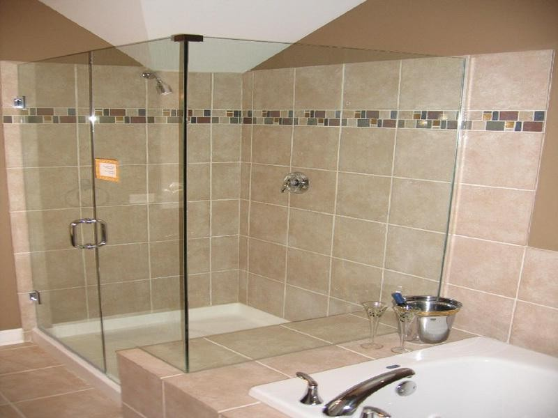 Ceramic Tile Ideas For Small Bathrooms
