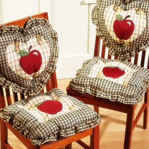 Chair Pads With Ties For Kitchen Chairs