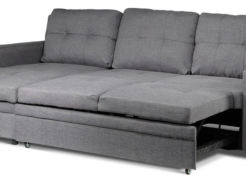 Chaise Sleeper Sofa
