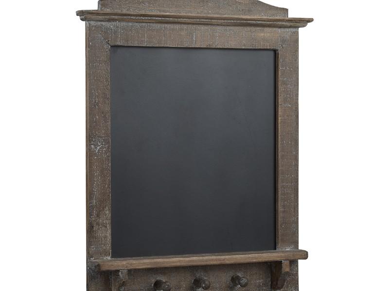Chalkboard With Hooks