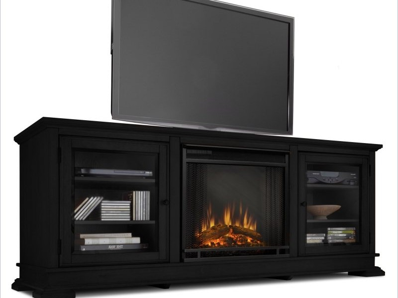 Cheap Electric Fireplace Tv Stand