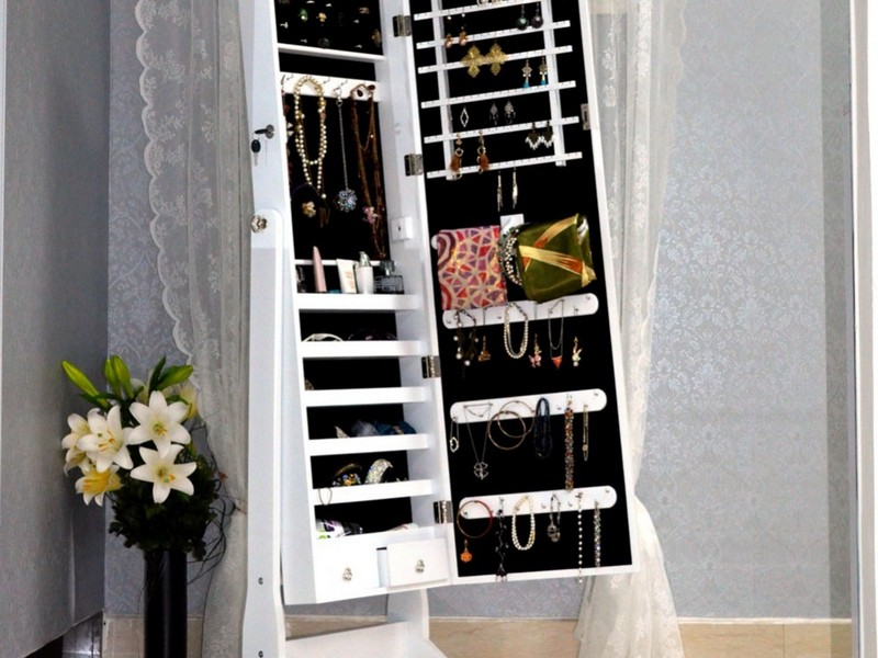 Cheap Jewelry Armoire
